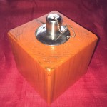 Citronella Burner - Burnt Orange