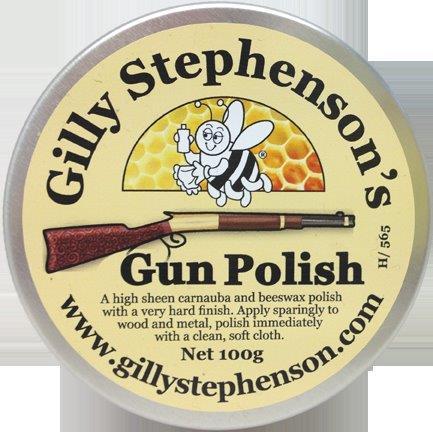 Gilly's Gun Polish – 100g