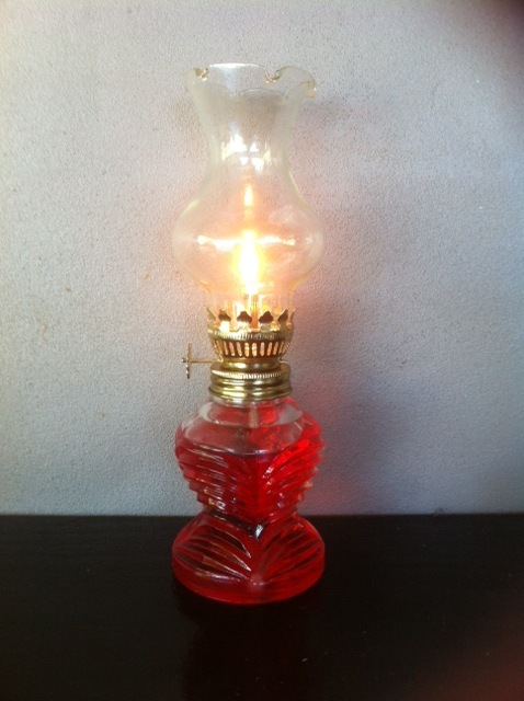 Traditional Oil Lamp 2 Qld Lamp Oil Supplies